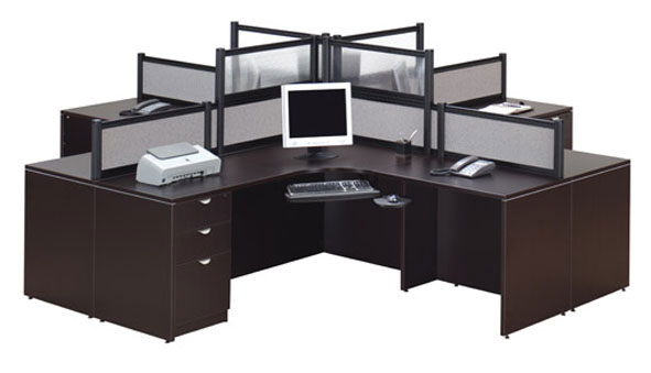 Used Office Cubicles Available For New Bellevue Businesses